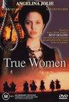 La locandina di True Women - Oltre i confini del west