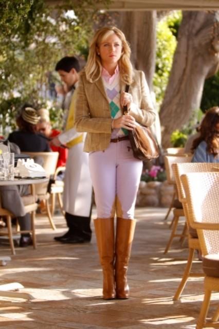 Brittany Snow E Lily Rhodes Nell Episodio Valley Girls Di Gossip Girl 116975