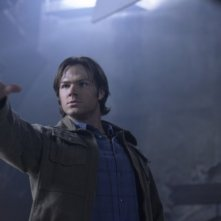 Jared Padalecki nell'episodio Lucifer Rising di Supernatural