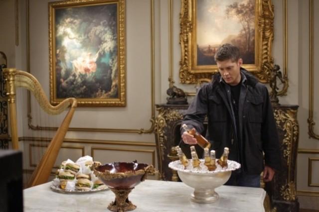 Jensen Ackles Nell Episodio Lucifer Rising Di Supernatural 117046
