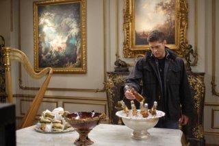 Jensen Ackles nell'episodio Lucifer Rising di Supernatural