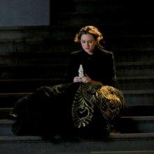 Leighton Meester in un momento dell'episodio Valley Girls di Gossip Girl