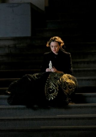 Leighton Meester in un momento dell'episodio Valley Girls di Gossip Girl