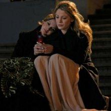 Leighton Meester e Blake Lively nell'episodio Valley Girls di Gossip Girl