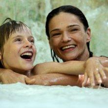 Chiara Caselli in una scena del film Le père de mes enfants (2009)
