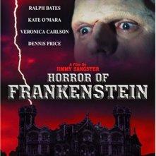 La locandina di Gli orrori di Frankenstein