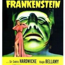 La locandina di Il terrore di Frankenstein