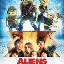 Locandina di Alieni in soffitta