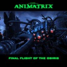 Un wallpaper dell'episodio 'Osiris' in Animatrix