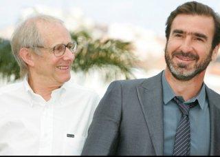 Cannes 2009: Eric Cantona e Ken Loach presentano il film Looking for Eric