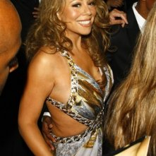 Cannes 2009: Mariah Carey fasciata in un abito di Cavalli presenta il film Precious