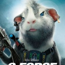 Character poster di G-Force: Superspie in missione - 3