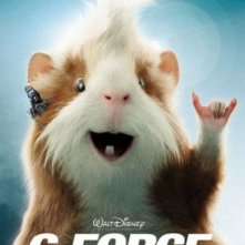Character poster di G-Force: Superspie in missione - 4