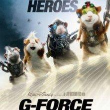 La locandina di G-Force: Superspie in missione