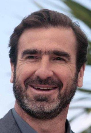 Un divertito Eric Cantona si presenta a Cannes in veste di attore