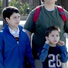 Frank Dolce, Troy Gentile e Davis Cleveland nella serie Sons of Tucson