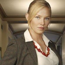Kelli Giddish è la dottoressa Kate McGinn nella serie TV Past Life
