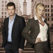 Una foto promozionale del cast di Past Life