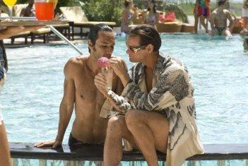 Rodrigo Santoro e Jim Carrey in I Love You Phillip Morris