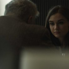 Sasha Grey in una sequenza del film The Girlfriend Experience