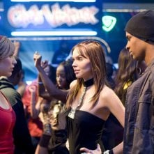 Shoshana Bush, Christina Murphy e Damon Wayans Jr. in una scena del film Dance Flick