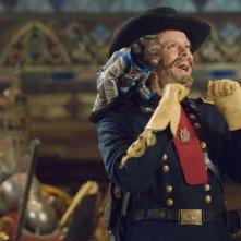 Bill Hader è il Generale Custer nel film Una notte al museo 2: la fuga