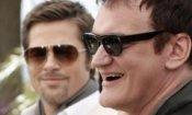 Cannes: un mercoledì da Bastardi con Quentin Tarantino