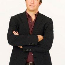 Jack Davenport in una foto promozionale di Flash Forward