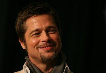 Un primo piano del 'bastardo senza gloria' Brad Pitt a Cannes