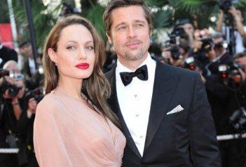 Cannes 2009: Brad Pitt con Angelina Jolie. L'attore ha presentato Bastardi senza gloria, di cui è interprete