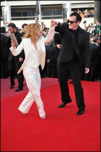 Cannes 2009: Tarantino si scatena con Melanie Laurent, interprete del suo Bastardi senza gloria