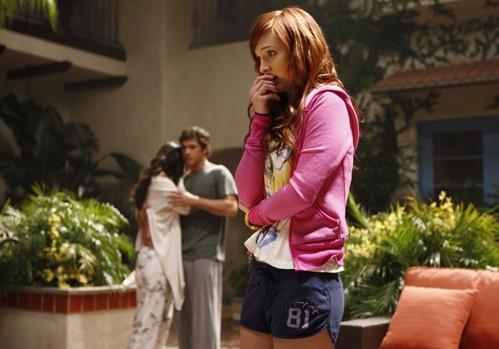 Jessica Lucas In Una Scena Del Nuovo Melrose Place 117739