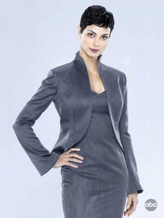 Morena Baccarin è Anna nella nuova serie V