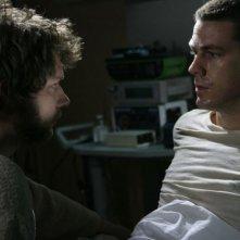 Un'immagine del thriller Visions di Luigi Cecinelli