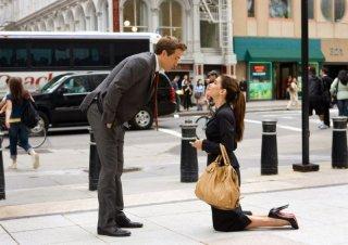Ryan Reynolds e Sandra Bullock in un'immagine del film Ricatto d'amore