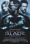Una locandina del film Blade: Trinity