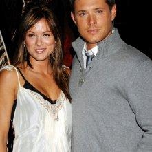 Jensen Ackles e la fidanzata Danneel Harris alla premiere di 'My Bloody Valentine 3-D'