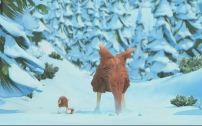 L'era glaciale 3 - L'alba dei dinosauri - Trailer Italiano 2