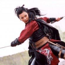 Lee Ki-yong in un'immagine de Il potere della spada