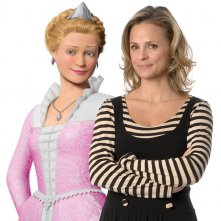 Amy Sedaris è la doppiatrice di Cenerentola nel film 'Shrek the Third'