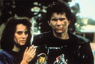 Christian Slater e Winona Ryder in Scheggie di Follia