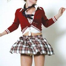 Holly Weston in una scena del film Sacro e profano, diretto da Madonna