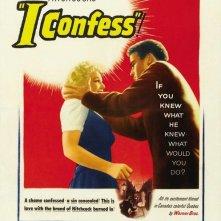 La locandina di Io confesso
