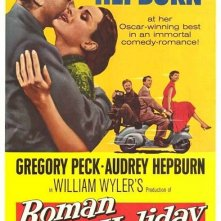 La locandina di Vacanze romane