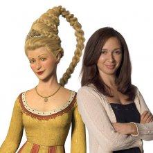 Maya Rudolph è la doppiatrice di Raperonzolo nel film 'Shrek the Third'