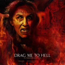 Un wallpaper del film horror Drag Me to Hell