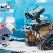 Un wallpaper di Wall-E