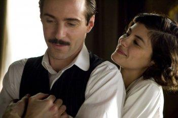 Alessandro Nivola e Audrey Tautou in una scena del film Coco avant Chanel - L'amore prima del mito