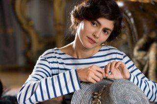 Audrey Tautou in una scena del film Coco avant Chanel - L'amore prima del mito