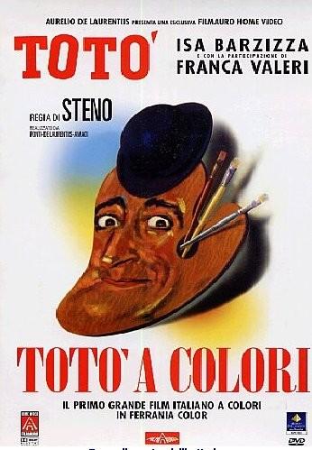 La Locandina Di Toto A Colori 118498